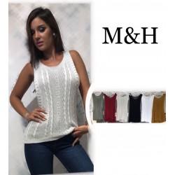 Camiseta Croche