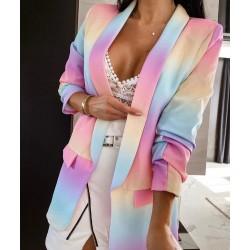 Blazer Multicolor